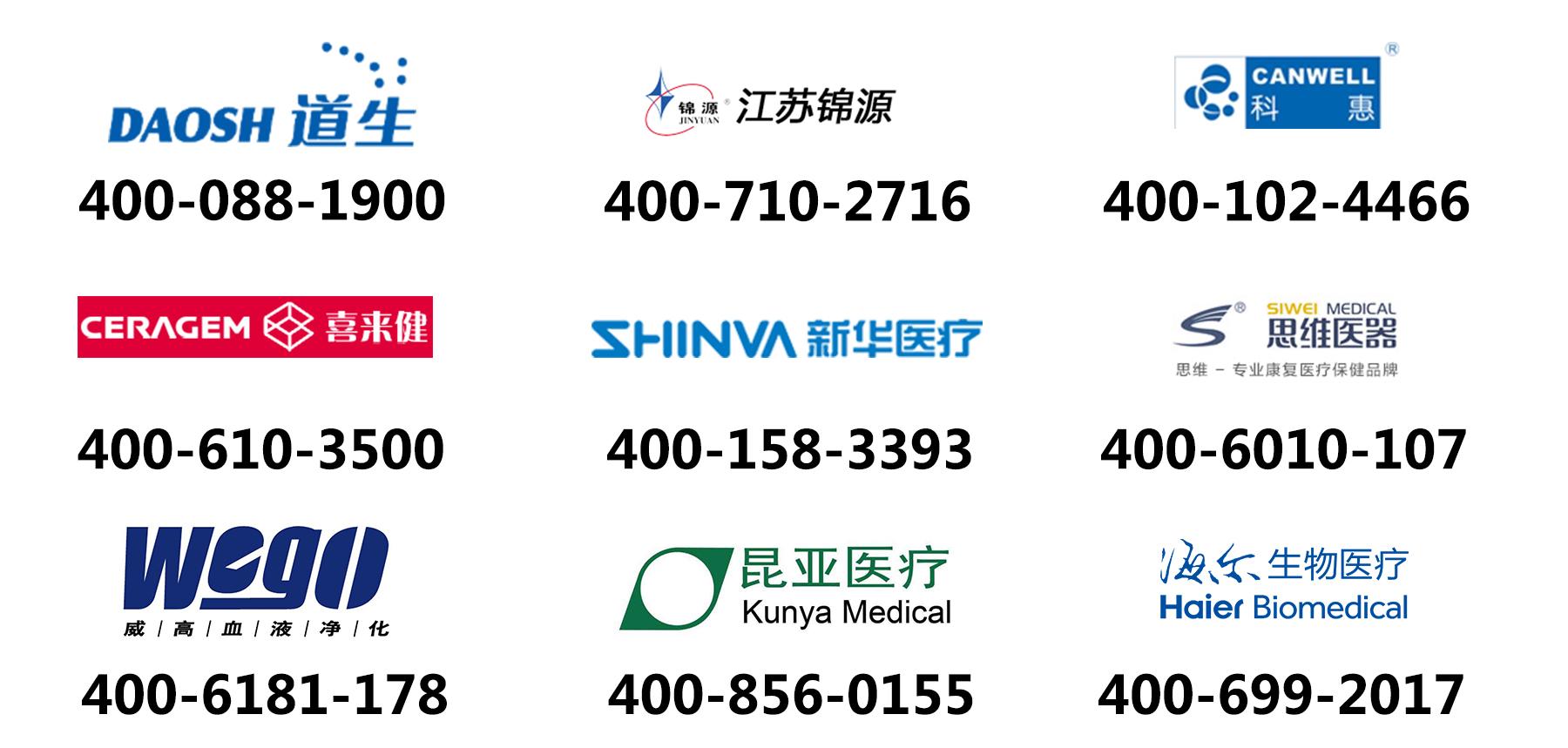 医疗器械行业使用400电话案例