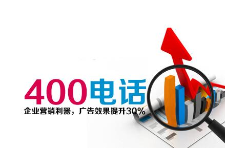 400电话企业营销利器,广告效果提升
